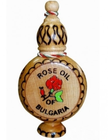 BULGARIAN ROSE OIL  1 ml
