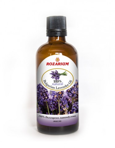 BULGARIAN LAVENDER OIL 10 ml